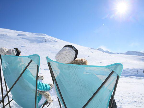 I vantaggi del sole in inverno 🌞❄️